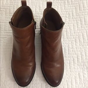 Lucky Brand Basel Bootie size 5